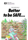 Download Better to be safe than sorry! leaflet