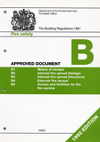 Approved Document B 1992 edition - No download currently available