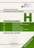 Download Approved Document H 2002 edition