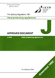 Download Approved Document J 2002 edition